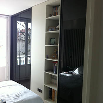 la maison du dressing les meilleures ides de la catgorie dressing sous pente sur pinterest. Black Bedroom Furniture Sets. Home Design Ideas